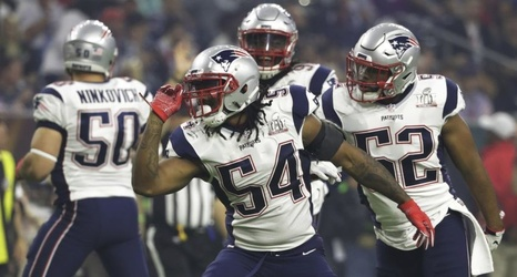 Steelers meet with donta hightower but no deal reached m4hsunfo