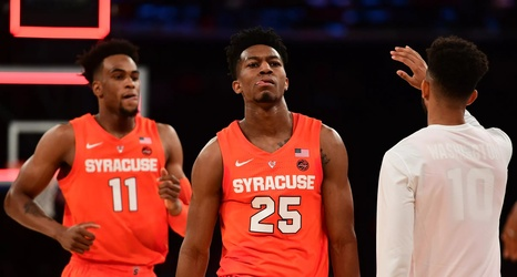 Acc Basketball Rankings Syracuse Slides To Seventh In The Conference