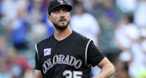 861d53039aea5 Colorado Rockies pitcher Chad Bettis progressing with blister issues
