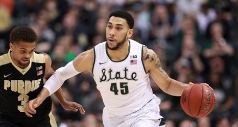 Michigan State Basketball Escapes Purdue For Big Ten Tournament Title