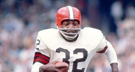 Jim Brown Highlights >> Nfl Legends Jim Brown Career Highlights