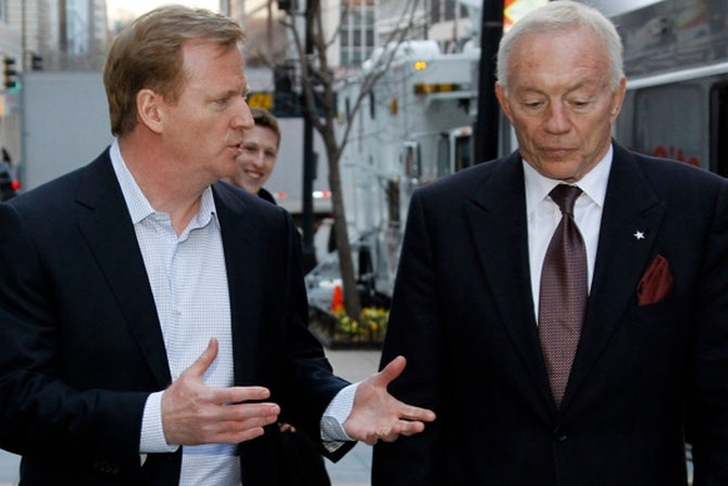 Jerry Jones Reimbursed NFL for over $2M in Legal Fees After Hearing