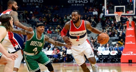 b035aa08d John Wall beats out Isaiah Thomas for Eastern Conference Player of the Month  honors