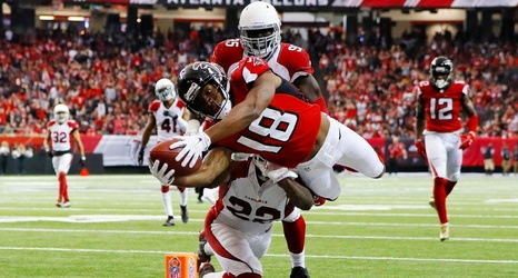Be Quick But Dont Hurry Falcons Offense Dominates Early