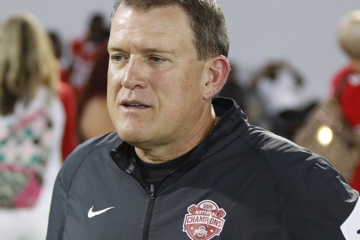 Ed Warinner to hitch Jim Harbaugh's employees at MI