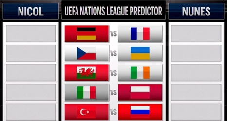 UEFA Nations League Predictor: World Cup winners head to Germany