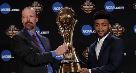Kus Frank Mason Named Winner Of John R Wooden Award