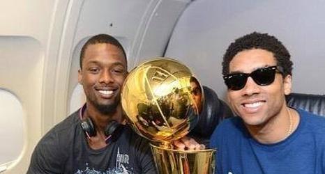 Video: Harrison Barnes, James Michael McAdoo Bring NBA