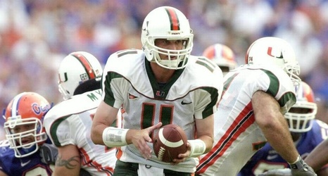 He Was One Of The Top Quarterbacks In Hurricanes History Now He S