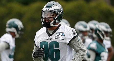 5765b9d22c1 Eagles, first-round pick Derek Barnett agree to contract