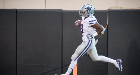 premium selection 1ef27 30c85 Report: 49ers to host visit with Kansas State WR Byron Pringle