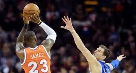 Sixers vs  Cavs final score: LeBron James is too much for