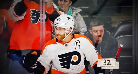 online store b185d b8e57 NHL Network ranks Claude Giroux as one of NHL's 50 best players