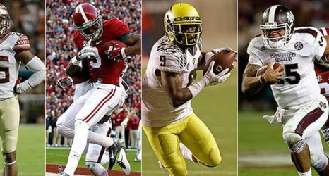 Live Chat Voters Discuss Week 12 Results Of Our First Four College