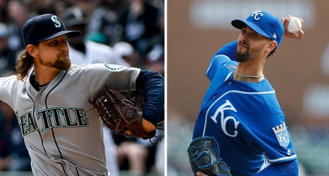 online store adc00 ab496 Mariners Game Day  Live updates, how to watch Seattle s series finale  matinee in Kansas City