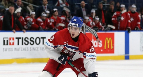 Detroit Red Wings  Against the Grain  A Look at Filip Zadina bfc318084