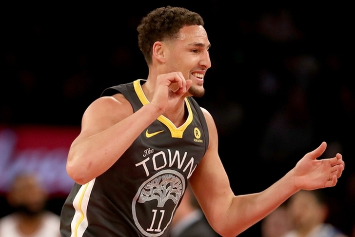 Warriors and Klay Thompson reportedly talking contract extension