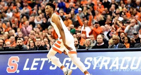 Syracuse Basketball Box Score Vs Boston College