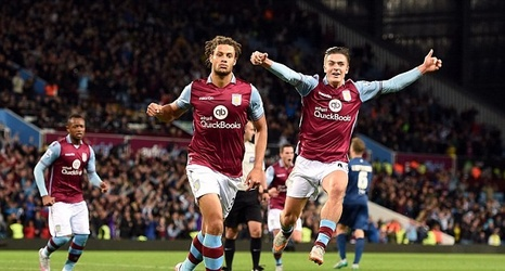 Middlesbrough target Aston Villa striker Rudy Gestede as