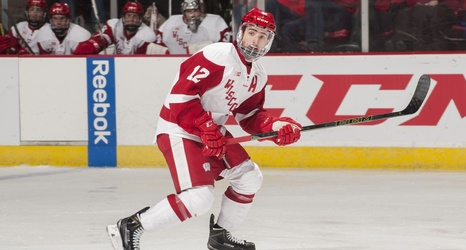 Wisconsin Mens Hockey Sweeps Michigan State