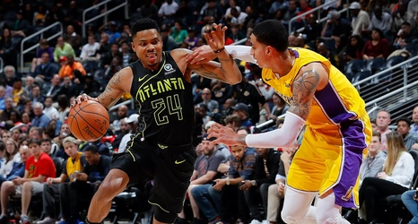 Lakers Vs Kings Preview Can L A Slow Down Atlanta Despite