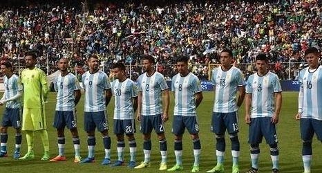 663798dfc Picking Argentina s 2018 World Cup Squad After Latest International Games