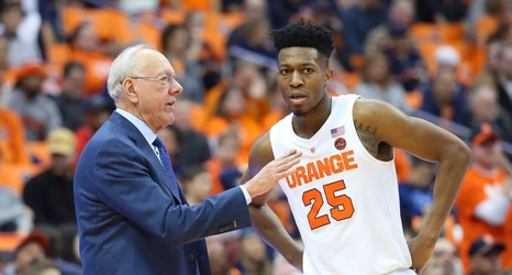 Syracuse Men S Basketball Ranked 15th In New Ap Poll