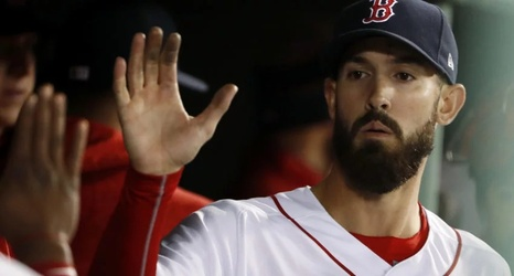 833ef5688c1 Rick Porcello carries no-hitter to 7th