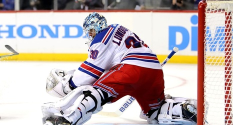 New York Rangers It S Time To Let Henrik Lundqvist Rest