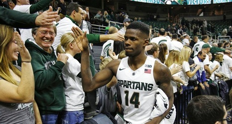 Big Ten Basketball Power Rankings Iowa Michigan State On Top Ahead Of Thursday Matchup