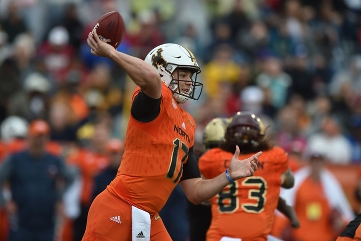 Kyle Lauletta: Takes home MVP at Senior Bowl, boosts stock