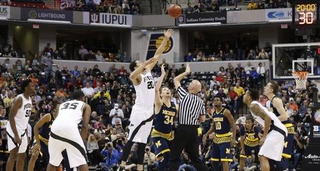 2016 Big Ten Tournament Purdue 76 Michigan 59 Postgame Quotes