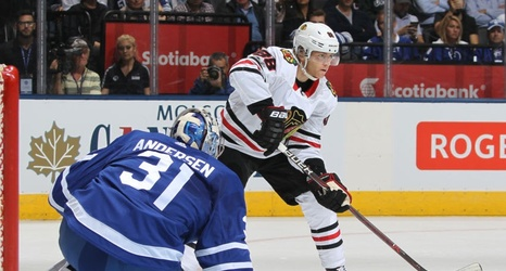Toronto Maple Leafs And Blackhawks Are A Perfect Trade Match For Freddie Andersen
