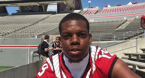 VIDEO: NC State WR CJ Riley is Ready to Fill Big Shoes