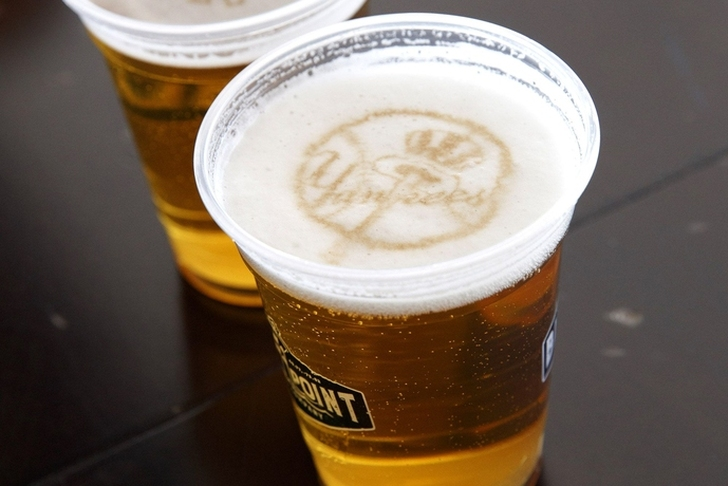 Major League Baseball shuts down putting player images in beer foam at Yankee Stadium