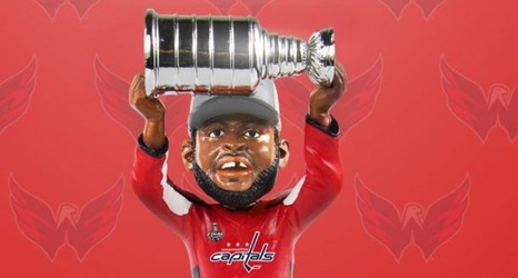 dd718407 DSP Stanley Cup Bobblehead, With Championship Belt!