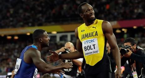 Ato Boldon on Usain Bolt, Justin Gatlin and the 2017 season