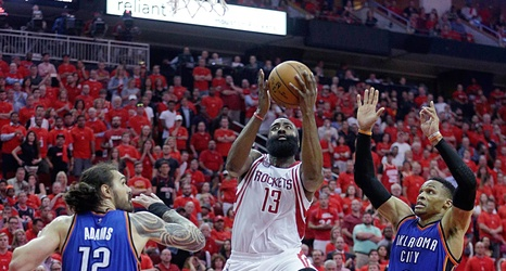 79f422c2f60 Houston Rockets vs. Oklahoma City Thunder game preview