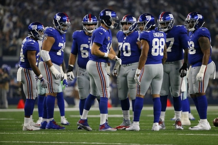 ranking the 5 hardest games on the new york giants 2018 schedule