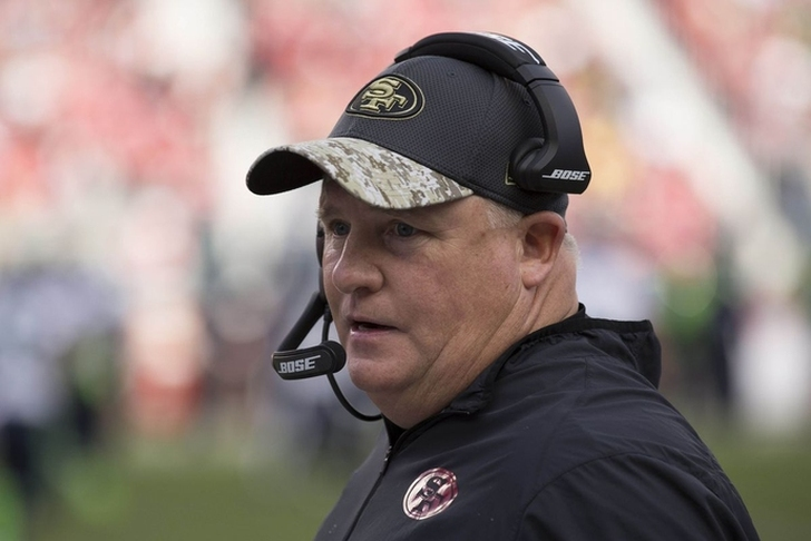 Chip Kelly reportedly considering Florida, UCLA, has turned down Tennessee