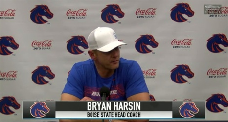 38986d5f510 Boise State s Bryan Harsin on Fresno State win   Tonight was about the  fourth quarter