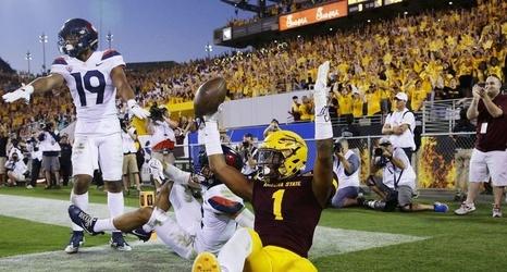 Arizonans On Asu Football Roster 2018 College Football Season