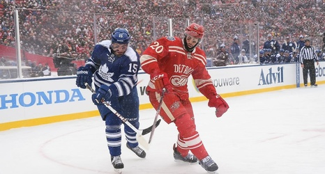 cheap for discount 03f7b ab8c7 Maple Leafs to host Red Wings in 'NHL Centennial Classic ...
