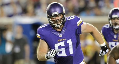 Joe Berger Planning To Play In 2018 Even If Not With The Minnesota