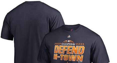 Get ready for the MLB Postseason with Houston Astros gear 81e336ade