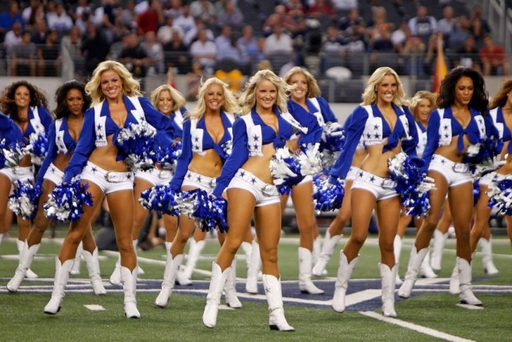 14 Reasons Why The Dallas Cowboys Cheerleaders Are The BEST
