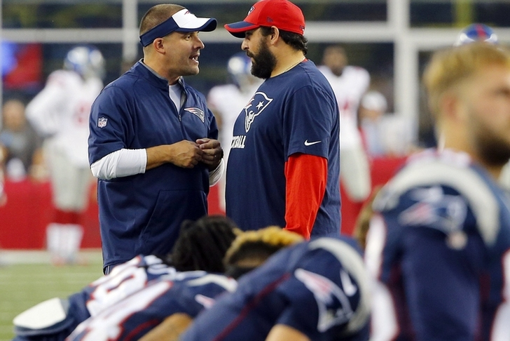 Teams request interviews with Patriots' Patricia, McDaniels