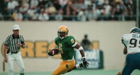 Oregon Football  Ducks Hint at 1994 Throwback Uniforms for Washington Game  (PHOTO). Lost Lettermen  f12e42d82