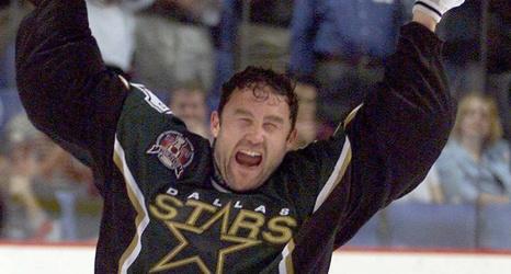 20 years later, ex-Stars goalie Ed Belfour looks back on winning the
