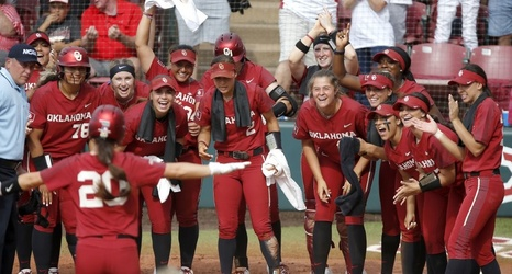 OU softball: Time, TV channel announced for Women's College World